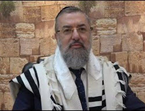 Halakha : Rosh Hashana – Séder du Tachlih un Chabbat