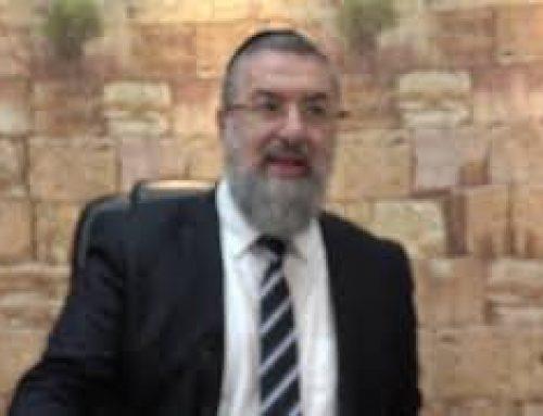 Conférence : Rosh Hashana – Jugement des Vivants et des Morts
