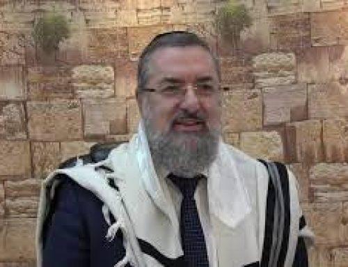 Halakha : Chabbat – Oubli du Rétsé dans le Birkat Hamazone