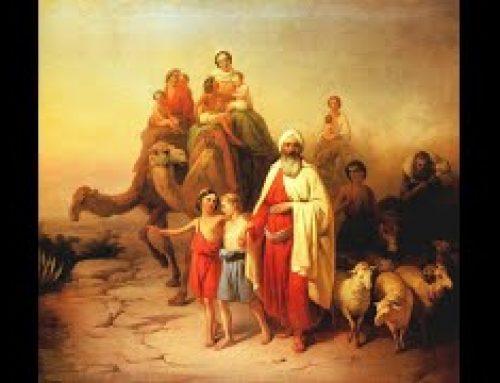 Étincelle de la Paracha : Vayéhi 3