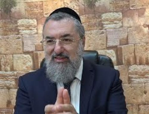Conférence : Yom Yérouchalaïm – Importance de Vivre en Israël