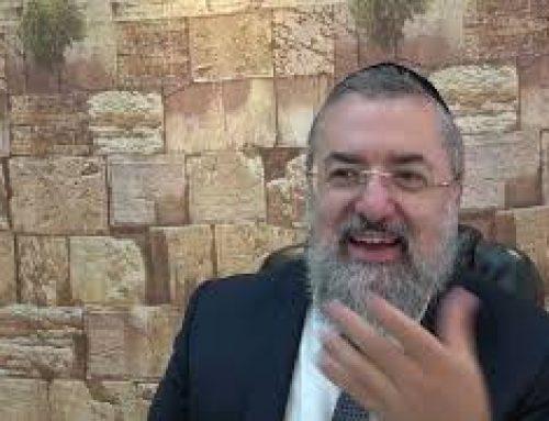 Cours des Dames : Rabbi Levitas – l'humilité et l'orgueil