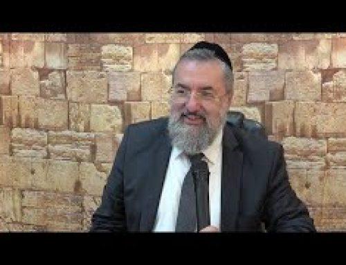 Pirke Avot : Perek Chelichi- Michna Youd Aleph – Rabbi Eleazar de Modiïn