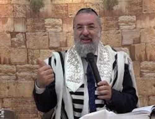 Halakha :Hochaana Rabba – Khavatat Haravah